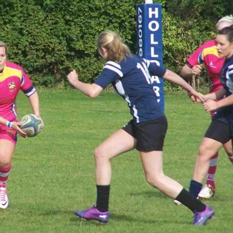 Throwback Thursday 2012 - Welshpool Ladies v Penallta Ladies