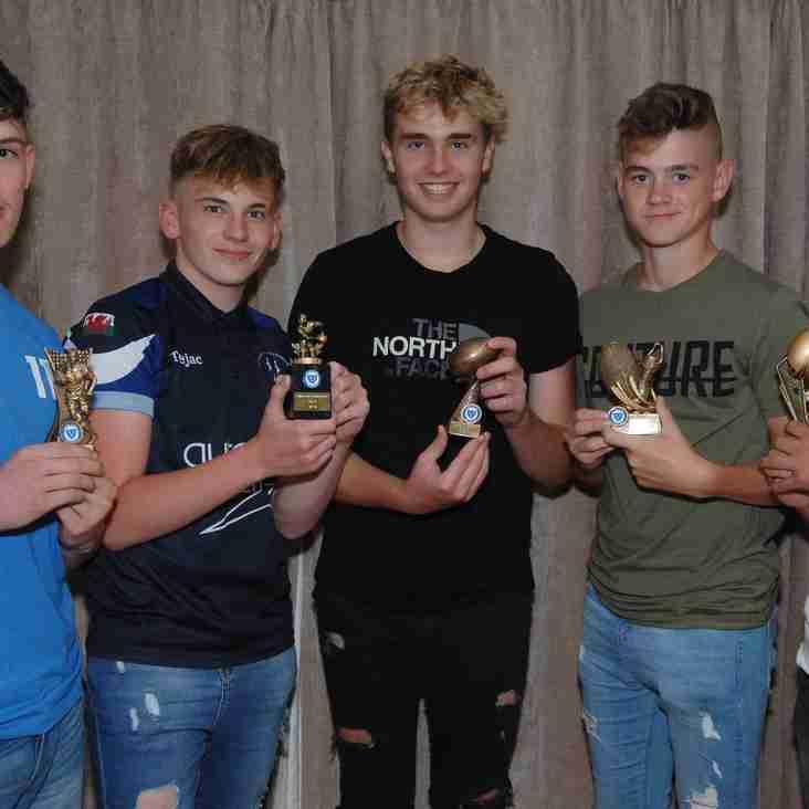 Dolgellau RFC honour their Junior squads