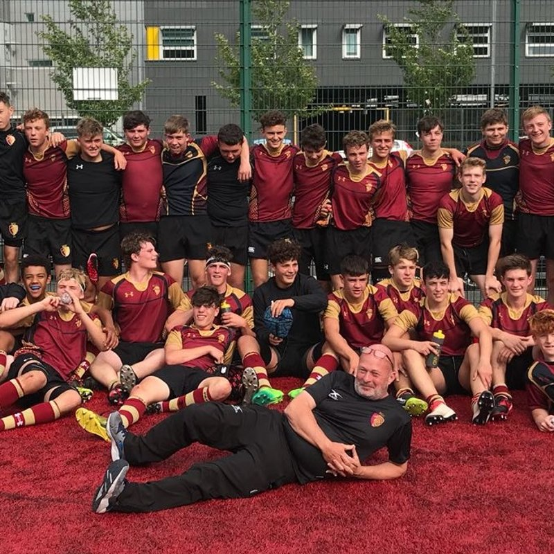 RGC U16 announce squad to play at Scarlets East on Sunday