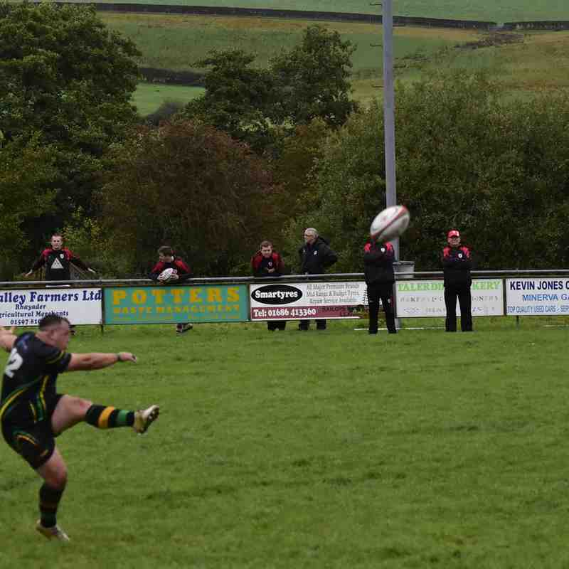 Llanidloes v Rhyl by Paul Brookes