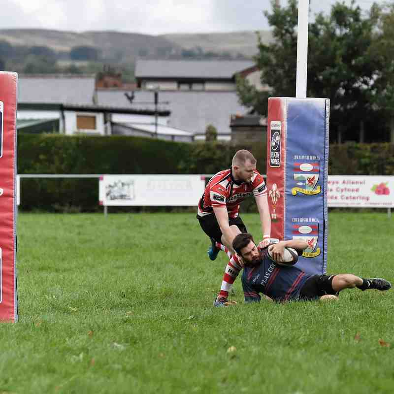 Bala 2nds v Rhyl 2nds by Trevor Edwards