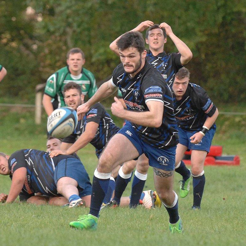Bangor 14 v Dolgellau 48 - match report