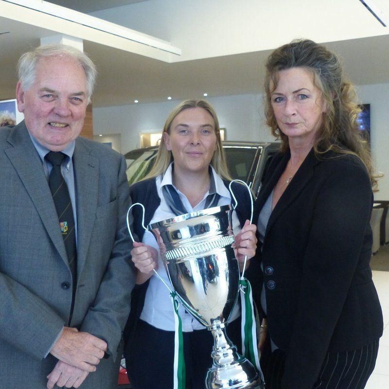 Draw made for Rybrook Land Rover Conwy North Wales Intermediate Cup