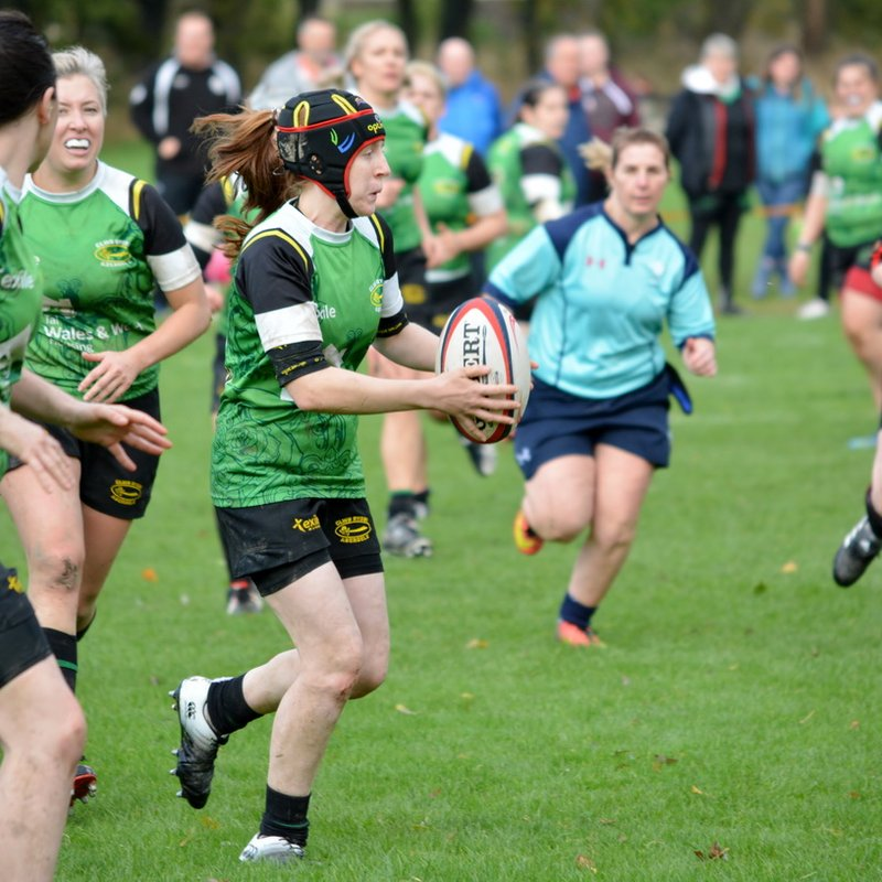 North Wales Womens Game On League update