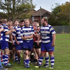 Rhyl 2nds v Ruthin 2nds by Paul Brookes
