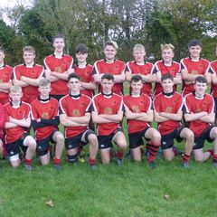 Welshpool U16 v Newtown U16 by Gary Williams