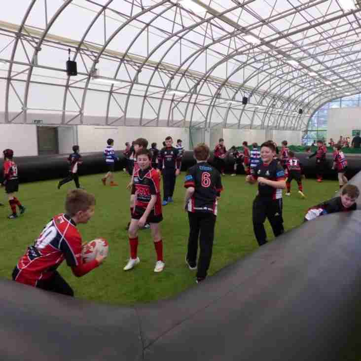 Pre-match engagement - RGC v Llanelli - your club is invited