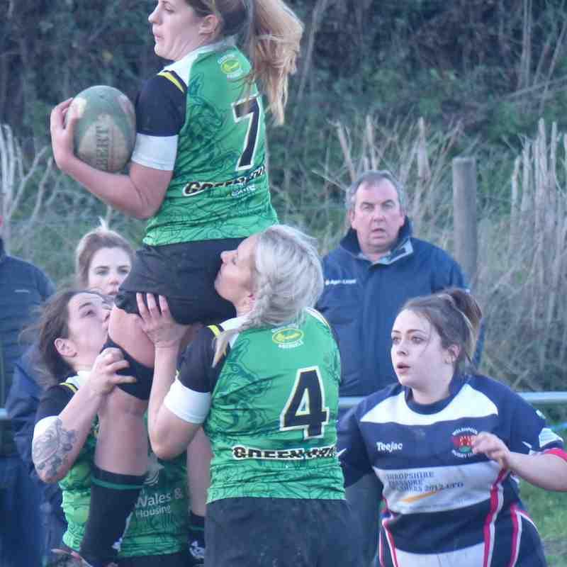 Welshpool Ladies v Abergele Ladies