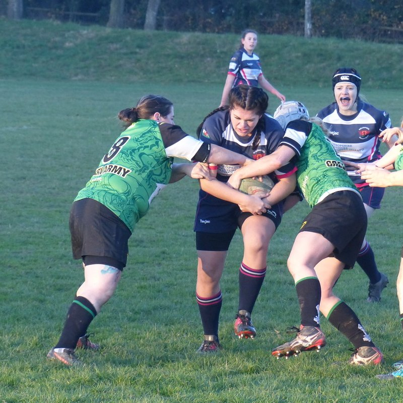 North Wales Women's Game On League update for November 18th