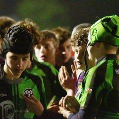 Bala U16 v Bro Ffestiniog U16 by Trevor Edwards