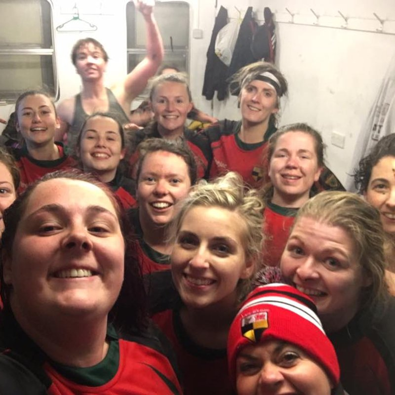 North Wales Womens Game On League update after December 8th games