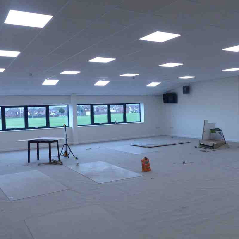 Rhyl RFC - update on new clubhouse