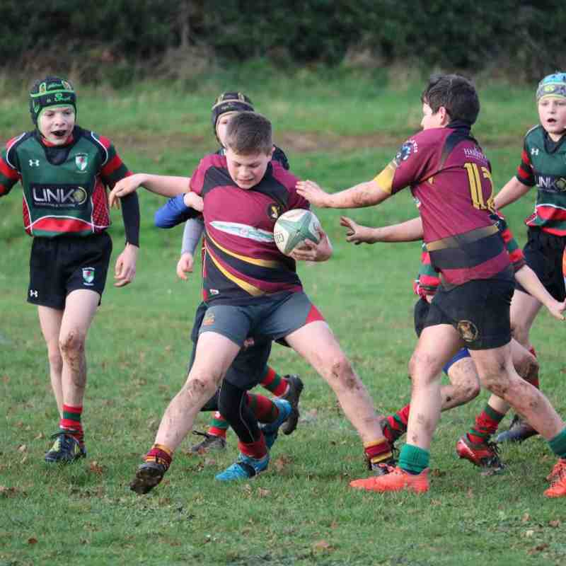 Wrexham U12 v COBRA U12 by Ruth Tudor