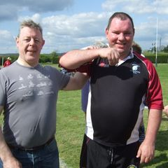 Aylestone St. James RFC @ Leicester Vets 2012