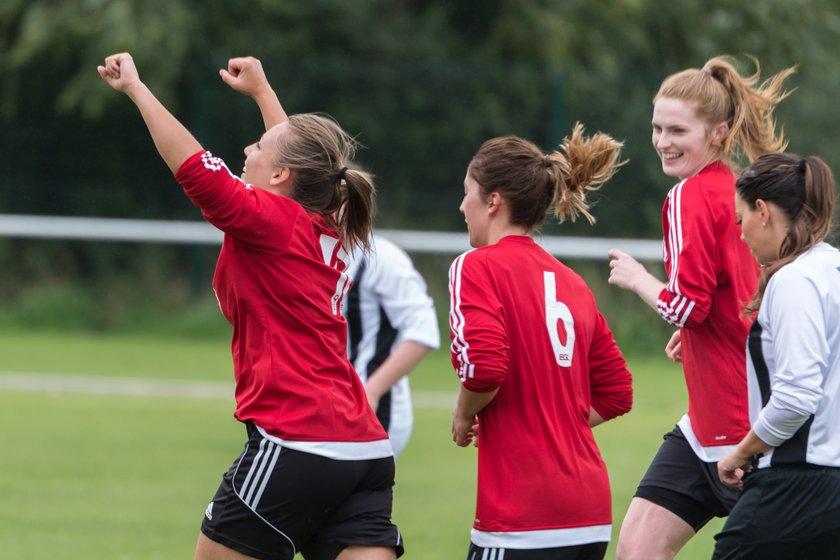 Swallownest Beighton Ladies v Altofts Ladies, 10 September 2017