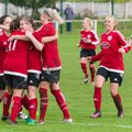 Altofts Ladies v Sheffield Wednesday Ladies, FA Cup, 17th September 2017