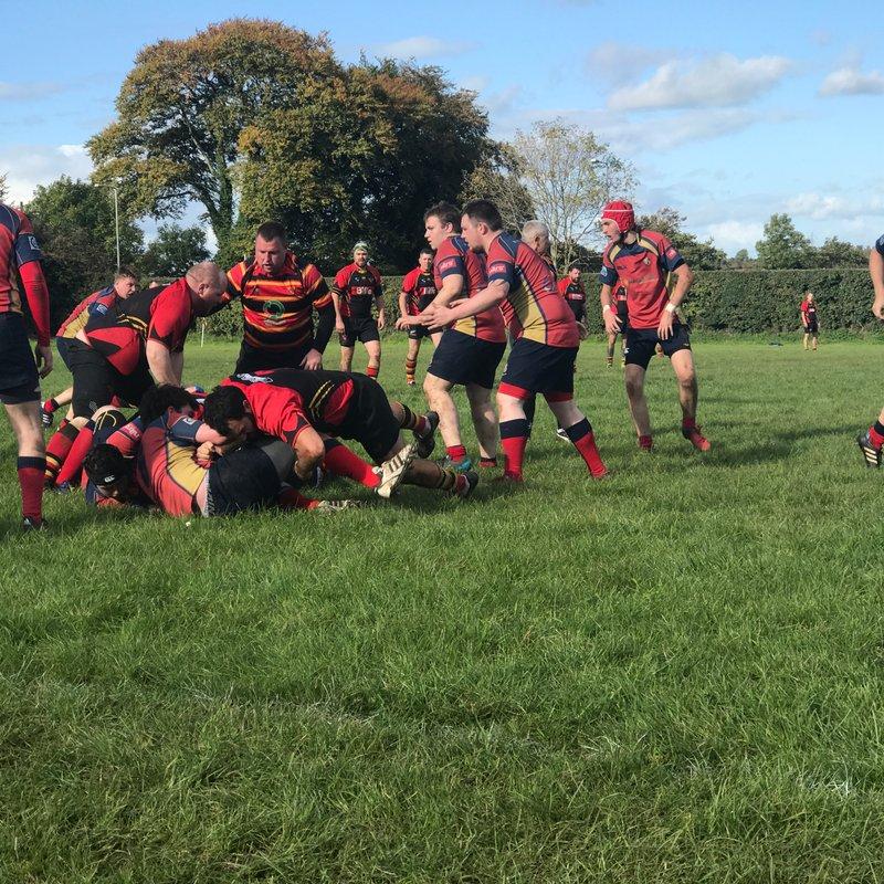 Ophir 1st XV vs Ballyclare 3rd XV
