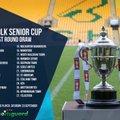 Norfolk Senior Cup 2017/18 First Round Draw