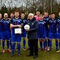 Mulbarton Wanderers 3 - 3 Coggeshall United
