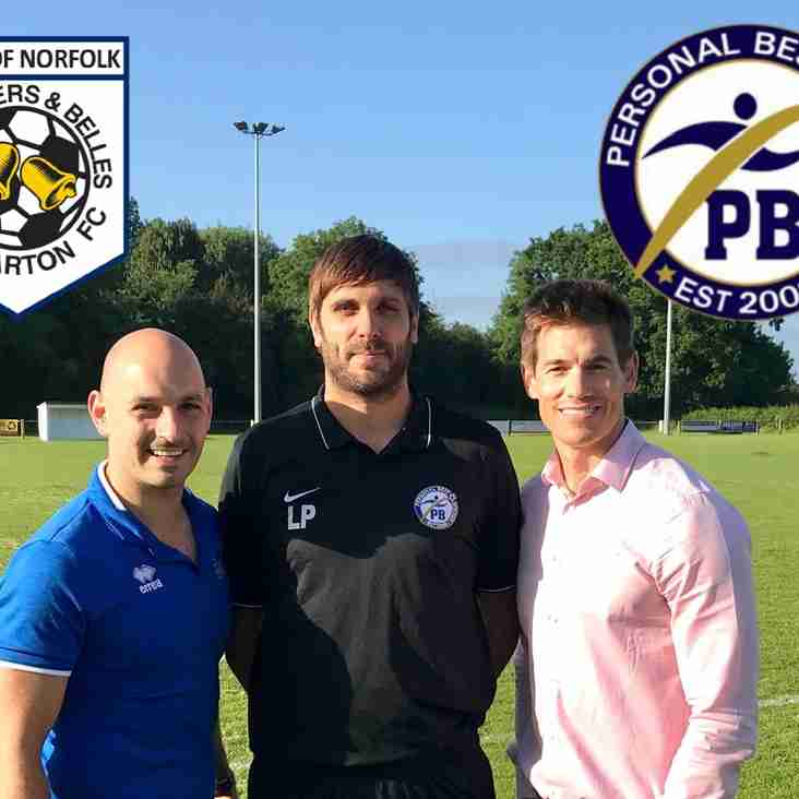 Wanderers and PBS link up to form new under 18's  team for 2018/19
