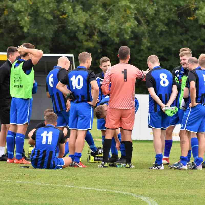 Debenham LC v First Team 08/09/18