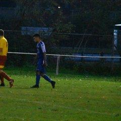Cornard United v First Team 03/11/18