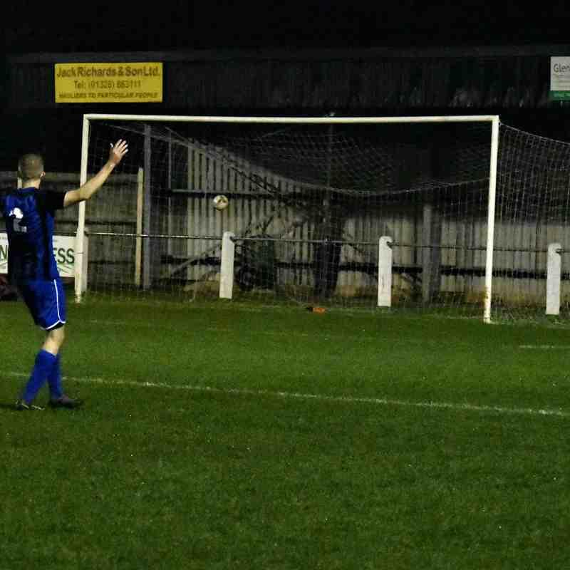 Fakenham Town v First Team 23/11/18