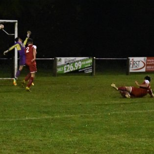 Gibbons scores goal of the season contender in victory over Downham.