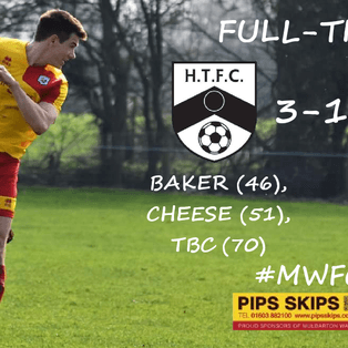 Boxing Day defeat away to league leaders.