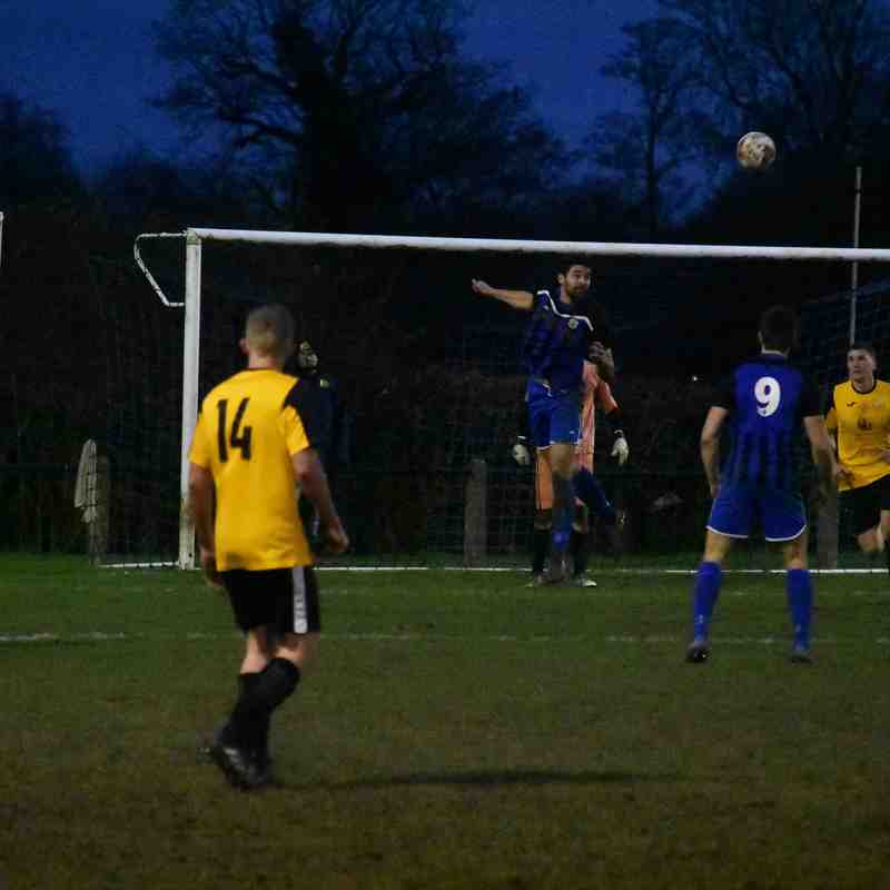 First Team v March Town United 26/01/19
