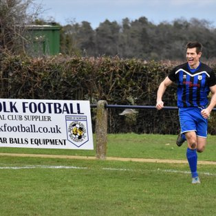 Bad Hare Day for March as Thompson hits 7 minute hat-trick.