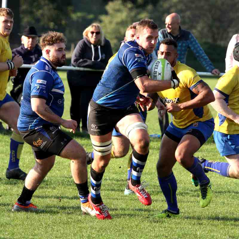 Matlock RFC vs Long Eaton 1st XV 29,9.2018.