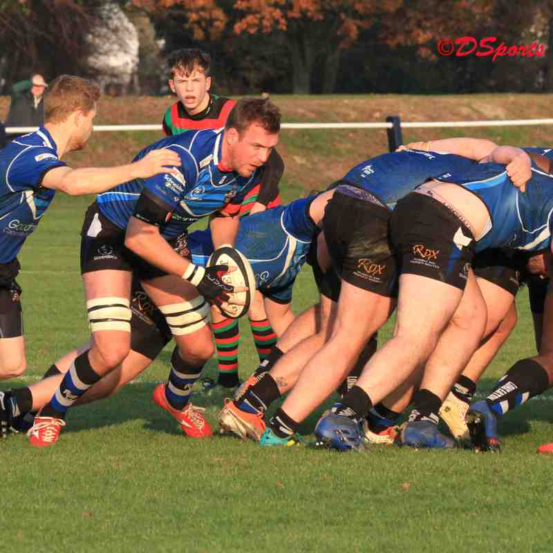 Long Eaton 1st XV vs Dronfield RFC 17,11,2018