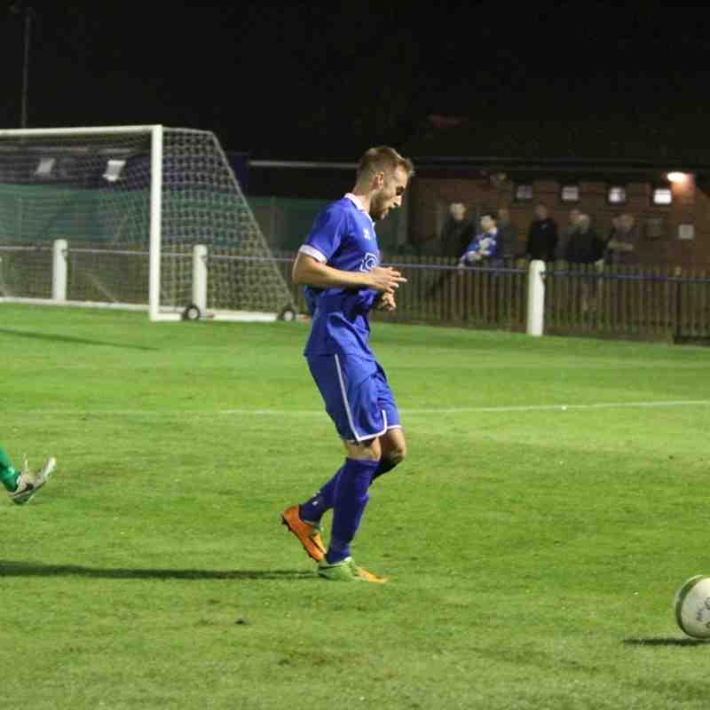 Potton Res v Biggleswade FC Res 26.9.17