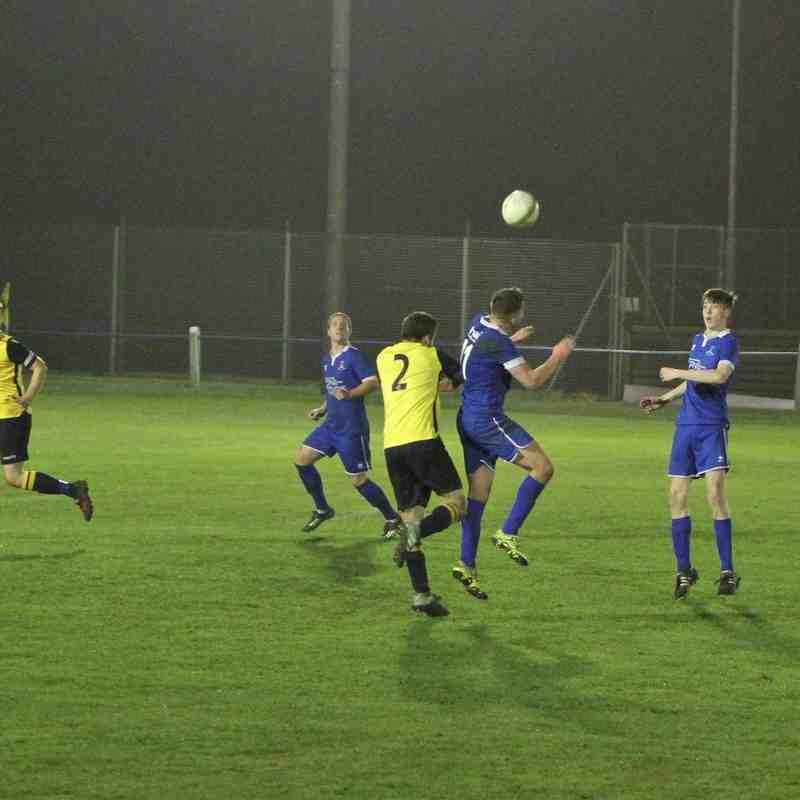 Potton Res v Wellingborough Whitworth Res 14.11.17
