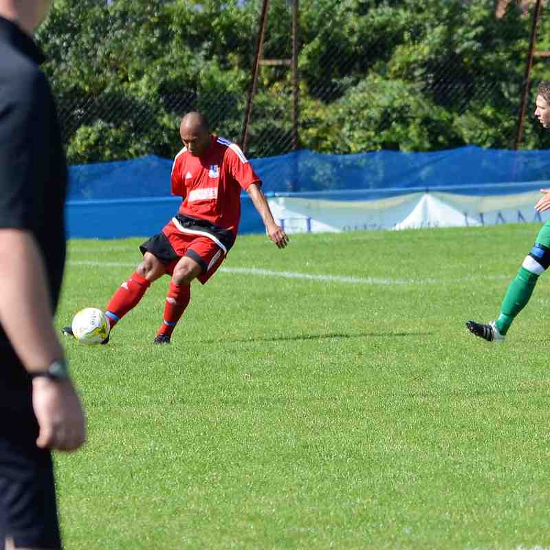 Frimley v Godalming  (Preseason friendly  5/8/17)