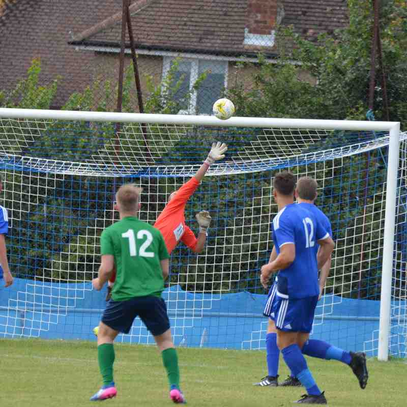 FGFC V Fleet Spurs 19/08/17