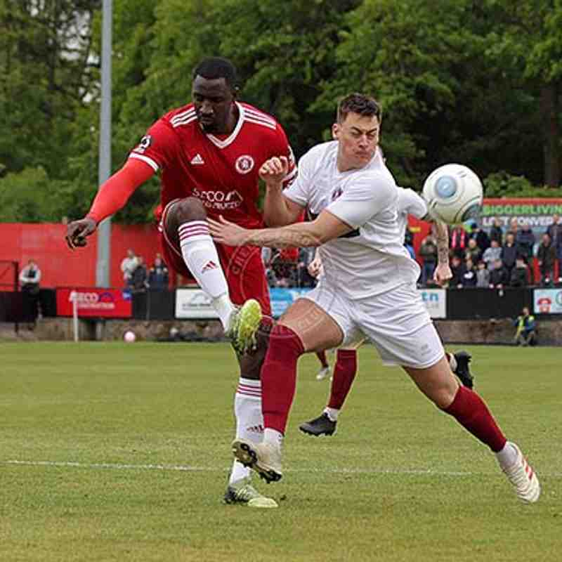 Welling United (A) - Playoff Semi-Final