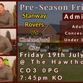 Stanway Rovers FC vs. Chelmsford City FC