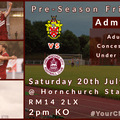 Hornchurch FC vs. Chelmsford City FC