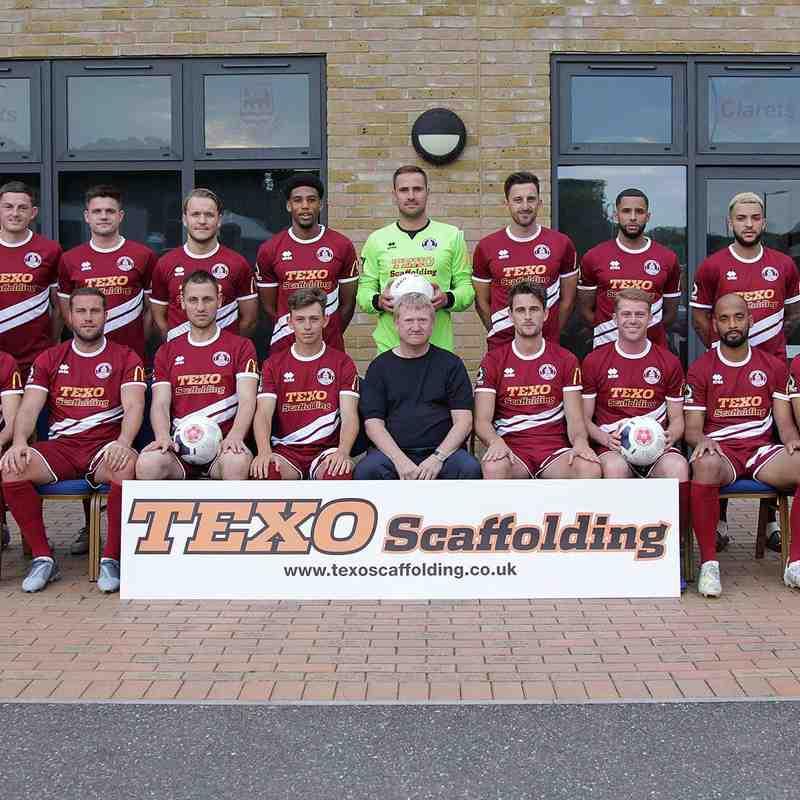 Texo Scaffolding Sponsorship