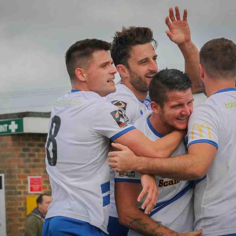 Eastbourne Borough 0-4 Chelmsford City - National League South - 28/09/2019