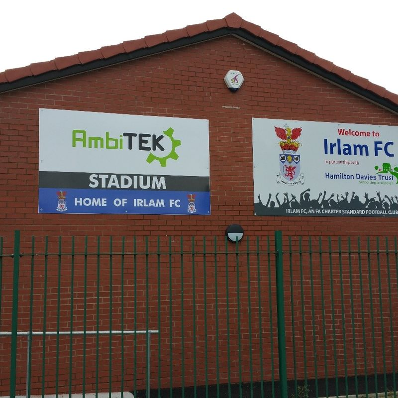 IRLAM FC  V  PADIHAM FC  PREVIEW