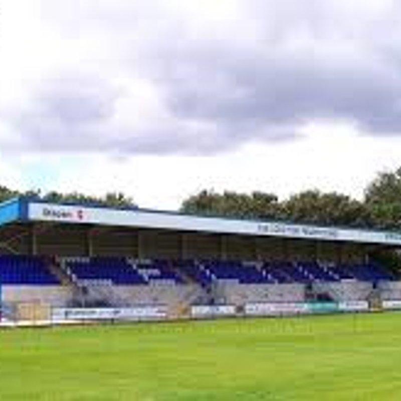 FA YOUTH CHALLENGE CUP: IRLAM FC V STALYBRIDGE CELTIC