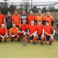 Cambridge South 3's 2 - 2 Bury St Edmunds Hockey Club