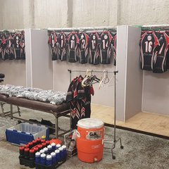 Match Day Preperation by Kit Manager Kevin Pearce