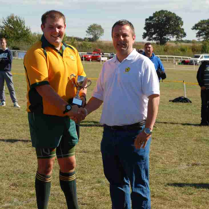 EMRURS Referee of the Year 2018