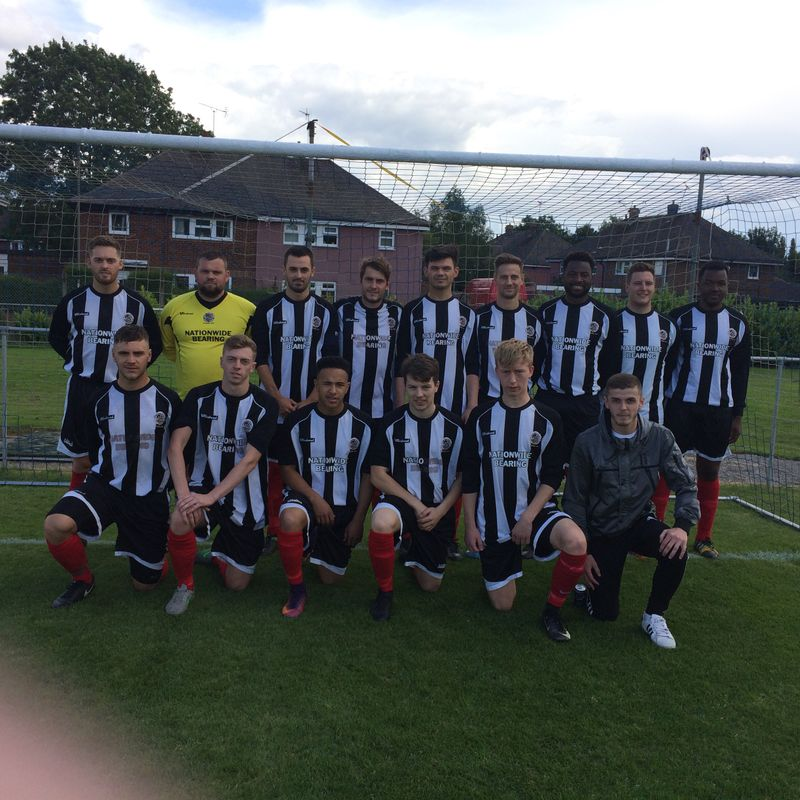 First Team lose to AFC Bentley 2 - 0