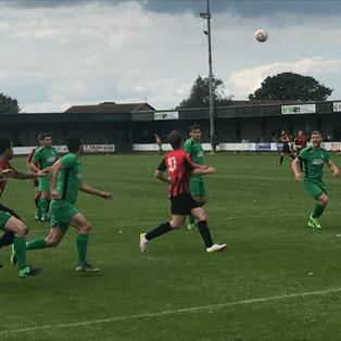 Gorleston FC 5 - Saffron Walden Town FC 1
