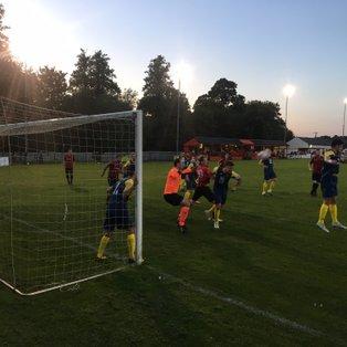 Saffron Walden Town FC 2 - Histon FC 2